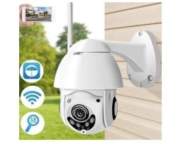 Камера за външно наблюдение AMIO IP Smart Wireless Wi-Fi HD 720P Android и IoS 1бр.