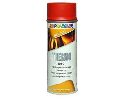 Високотемпературен спрей, до 300° - 400 ml, червен, Dupli-Color 1бр.