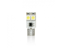 ДИОД T10 CANBUS 4 LED 5050SMD 4525 2бр.