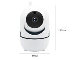 Камера за вътрешно наблюдение AMIO IP Smart Wireless Wi-Fi HD 720P Android и IoS 1бр.