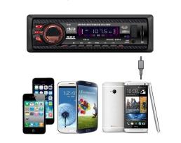Радио MP3 плеър за кола Zappin  USB SD Input AUX Receiver 1238 1кт.