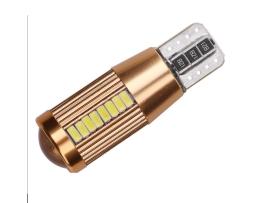 Светодиодна крушка LED VERTEX CANBUS 32SMD 3014 T10e (W5W) бял 12V 1бр.