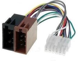 Автомобилна букса ISO LP за свързване на автомобилно радио Pioneer DEH424 12pin-ISO-KP424 1бр.