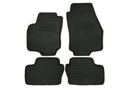 Автомобилни стелки PolGum гумени комплект OPEL Astra Classic III , OPEL Astra H (III) , OPEL Zafira B 1кт.