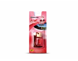 Ароматизатор за кола течен Zollex glass little bottle Sweet Cherry (AF35SG) 1бр.