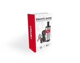 Електрическа помпа за технически течности 12V потопяема ф38 мм 1бр.