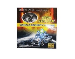Универсална алармена система за автомобил , Автоларма за кола Octopus X8 1кт.