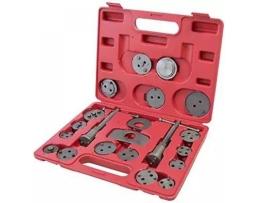 Комплект инструменти Vertex за спирачни апарати и накладки 18 части 1кт.