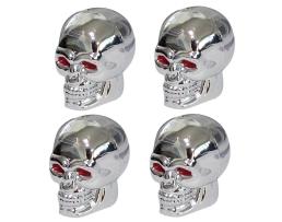 Капачки за вентили Automax под формата на череп 1кт.