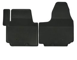 Автомобилни стелки PolGum гумени комплект NISSAN Primastar , OPEL Vivaro I -->2014, RENAULT Trafic II 20012014 1кт.