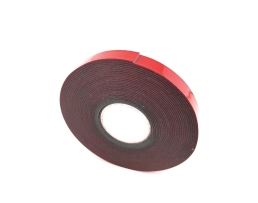 Двойнолепящо тиксо Zollex черно  2мм * 12мм * 2м 1бр.