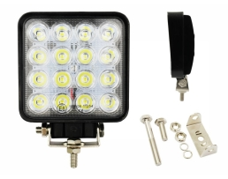 Халоген Лед Диодeн  Autoexpress WL5048,LED IP67 ,16 LED ,48W 1бр.