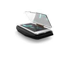 Дисплей Head-up за Смартфони Autoexpress,Универсален,Холограмен пректор 1бр.