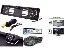 Система за паркиране камера в стойката за номер и дисплей 1кт.
