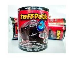 Лента водоустойчива самозалепяща се черна  TaffPack 1бр.