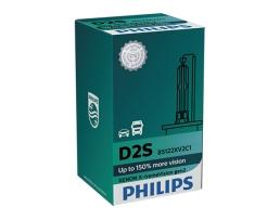 Крушка за фар Xenon Philips D2S Extreme Vision, 85V, 35W, 1 брой 1бр.
