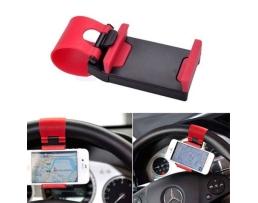 Стойка телефон универсална Automax закрепване за волана, Steering 1бр.