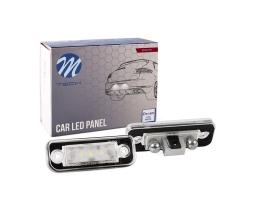 Осветление за регистрационния номер M-Tech ,Диодно, Mercedes CLS.W211 CLP027 1бр.