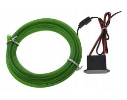 Интериорно осветление AMIO ,Зелен ,2м 1бр.