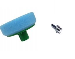 Гъба за полиране Autoexpress 80-14-1 ,Синя,Супер твърда, 80мм 1бр.