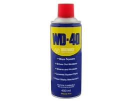 Многофункционална смазка ,технически спрей WD-40 400ml 1бр.