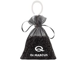 Ароматизатор за кола свежаперлена торбичка Dr. Marcus Black 1бр.