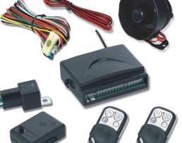 Универсална алармена система за автомобил , Автоларма за кола Vertex V56 с две дистанционни 1кт.
