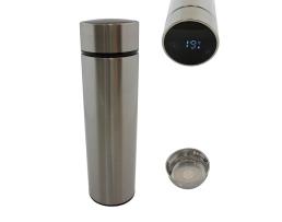 Термо чаша Autoexpress, Smart, 500мл, Сребърна, AG285F 1бр.