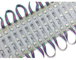 AUTOEXPRESS Плочка диодна RGB многоцветна 1бр.