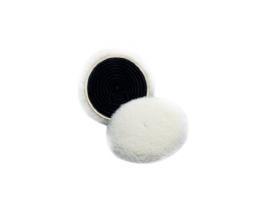 Кече за полиране на пластмаса и метал AMIO 75x10мм  с Велкро контактна повърхност 1бр.