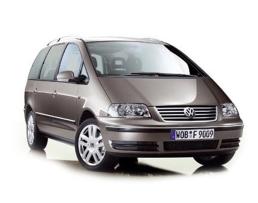 Калъф преден капак за бус Eren от изкуствена кожа за VW Sharan 1995-2010Г 1бр.