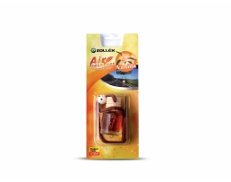 Ароматизатор за кола течен Zollex glass little bottle Vanillia (AF35VA) 1бр.