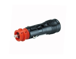 Накрайник за автомобилна запалка Amio, EURO/DIN 12/24V 1бр.
