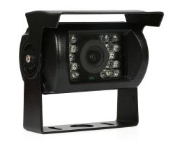 Камера за заден ход 12-24V 18IR , в комплект с 10-метров AV кабел 1бр.