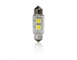 Диод сулфитен C5W FESTOON 2 LED 5050SMD T11X39 MM,  2 бр.4954 2бр.