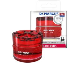 Ароматизатор за кола гел Dr. Marcus Senso Deluxe Wildberries 1бр.