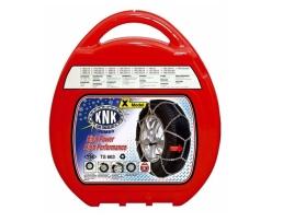 "Вериги за сняг KNK  X - type -""Меча стъпка"" 12mm размер №9 1кт."