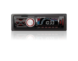 Радио MP3 плеър за кола Zappin Bluetooth USB SD AUX LCD DISPLAY 1788 1бр.