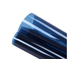 Фолио за затъмняване на стъкла Automax, Тайванско недраскащо,  тъмно син, 50х300 см 1кт.