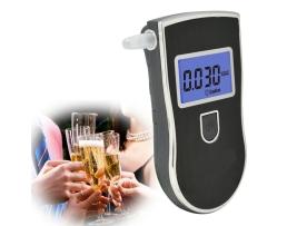 Дрегер за алкохол 5 мундщука LCD AL6 1бр.