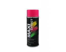 Спрей флуоресцентна боя Effect Maxi Color, 400ml,  Розов Неон, 400мл. 1бр.