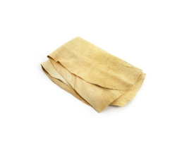 Гюдерия от естествена кожа Amio 38dm² с неправилна форма 46/33см 1бр.