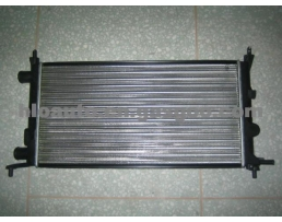 Воден радиатор за OPEL Corsa 1996-->, Алуминиев, 1300173 / 90531547 1бр.