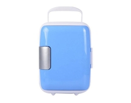 Автомобилен хладилник Autoexpress Portable Car Refrigerator ,12V ,4л, 2в1 охлаждане и функция за подгряване 1бр.