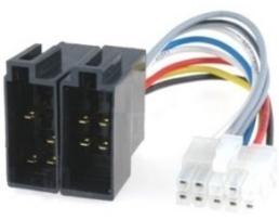Автомобилна букса ISO LP за свързване на автомобилно радио Pioneer DEH-690 10 pin ISO 1бр.