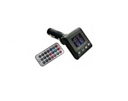 FM Трансмитер  за кола М 6 in1 Vertex  TF,2 USB MP3 Player, Черен 1бр.