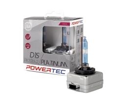 Комплект Xenon крушки M-Tech ,Powertec Platinum ,+130%, D1S ,DUO 1кт.