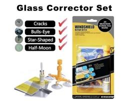 Комплект за поправка на автостъкла Amio Windshield-Glass-Repair за поправка на спукано стъкло 1кт.