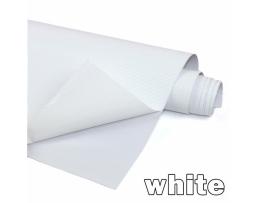 Карбоново фолио Automax, бял, ширина 152см 1м.