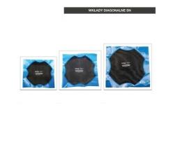 V подложки - пластири за ремонт на външни диагонални гуми V-4 1бр.